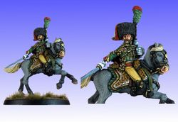 Foundry Chasseur a Cheval Officer 3
