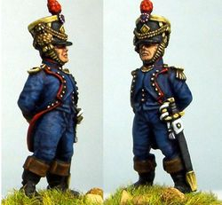 French Artillery Officer
