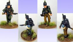 Perry Plastic 28mm Riflemen