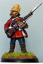 24th Foot, Zulu War