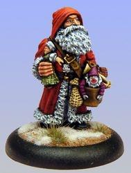 Foundry Santa 28mm