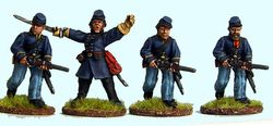 ACW Dismounted Cavalry No.2