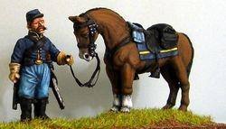 ACW Union Cavalry Trooper