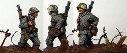 German Stormtrooper 1918