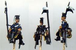 Prussian Uhlan 1866 #1