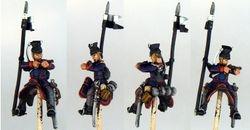 Prussian Uhlan 1866 #2