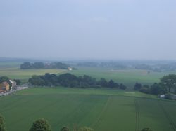View from Lion Mound