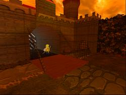 Orange Fortress