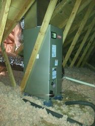 Electric Furnace New Installation