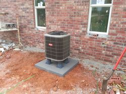 Heat Pump New Installation