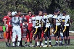 pre-game coin toss
