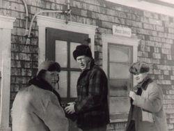 Ancien bureau de poste