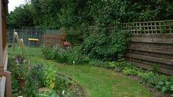 Rear Garden BB