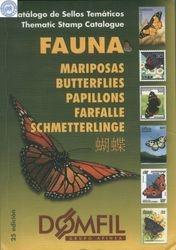 Butterflies - illustrated catalogue
