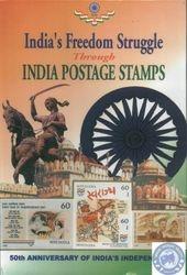 India's Struggle through India Postage Stamps
