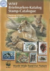 WWF Stamp Catalogue - Supp.1