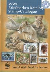 WWF Stamp Catalogue - Supp.2