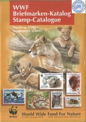 WWF Stamp Catalogue - Supp.3