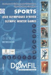 Winter Olympics illustrated Catalogue