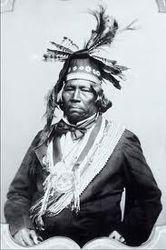 Indigenous American Moor [Muur]