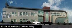 AL WATANI FACTORY - ADMIN BUILDING