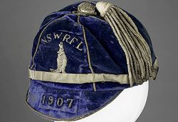 NSW Rugby Cap 1907