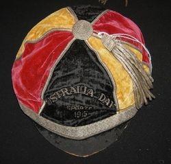 Australia Day Cap 1915