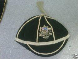 George Gregan Australia Rugby Cap