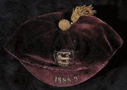 England Football Cap 1888