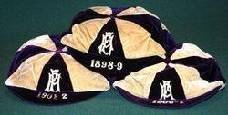 England Football Trial Caps 1898