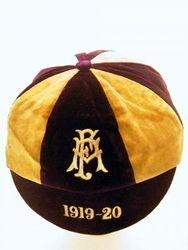 Classic England International Football Trial Cap 1919