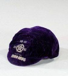 England football cap v Scotland 1889