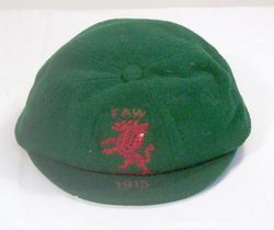 Classic Wales Amateur International Football Cap