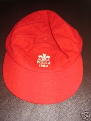 Wales Cricket Cap