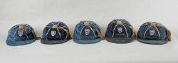 England Under 23 Football Cap collection 1972-74