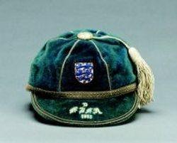 England International Football Cap v FIFA XI 1953