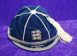 Duncan Edwards' England Schools Cap 1951