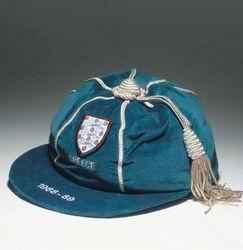Neil Webb's England cap v Greece 1988-89