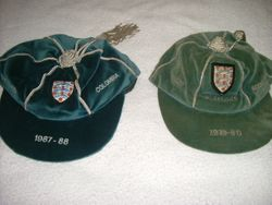 England Football Caps