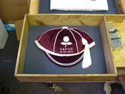 England Schools Rugby Cap