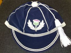 Scotland Rugby Cap