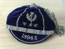 Scotland Rugby Cap 1894-5