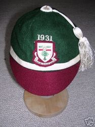 Leeds Rugby Club Cap 1931