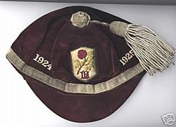 Lancashire County Cap 1924-1925