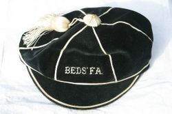 Bedfordshire Football Cap