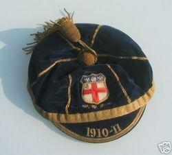 Old Blues RFC Cap 1910-11