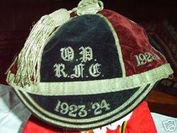 Oldham Athletic RFC cap 1923-24