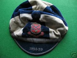 Oxford RFC Cap 1938-39