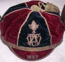 Wakefield Trinity Cap 1887