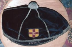 Ulster Rugby Cap 1923